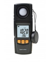 X-Reptile Helligkeitsmessgerät (Lux-/Temperaturmeter)