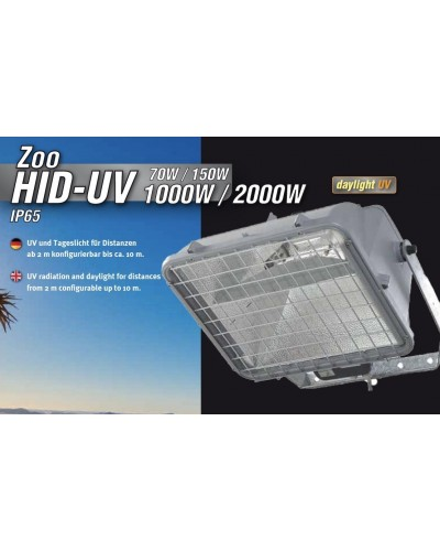 Zoo UV-MH 1000Watt