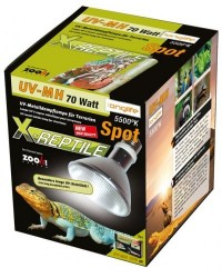 UV-MH 70Watt SPOT new version