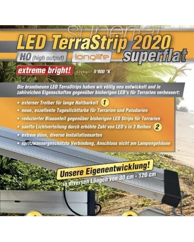 """LED """"Amphib"""" superflat, ca. 60cm"""