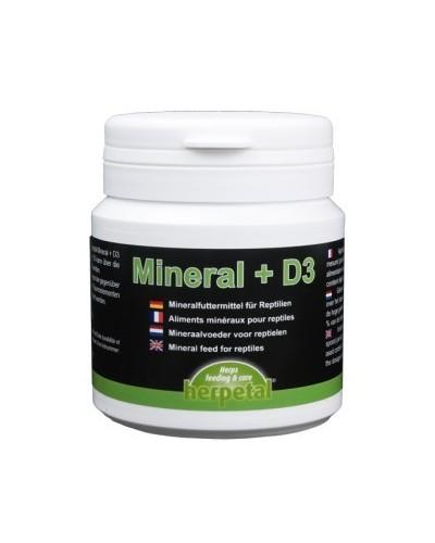 Herpetal Mineral D3 100g