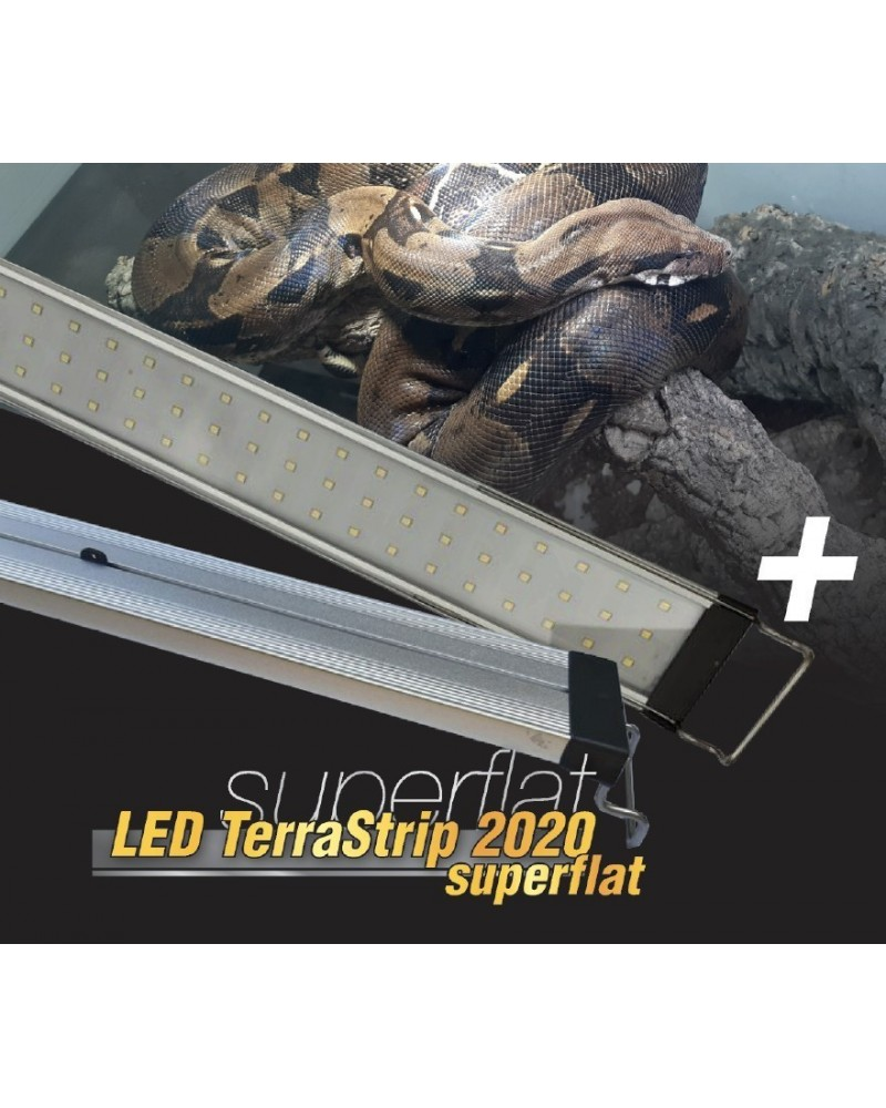 LED TerraStrip 2020 superflat ca.120cm
