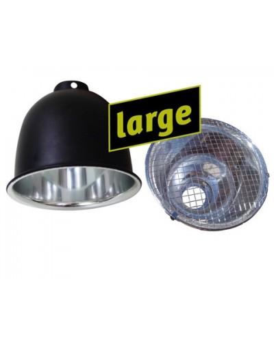 Reflektor large für E27-Fassung