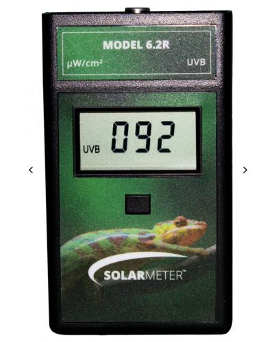 UV-B Messgerät 6.2 Reptile